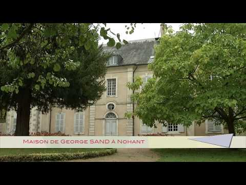 DISTILLÉ de Sandra BINION à la maison de George SAND à Nohant