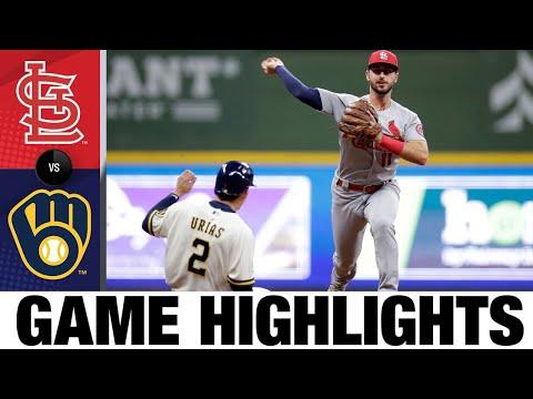Cardinals-vs.-Brewers-Game-Highlights-92221-MLB-Highlights