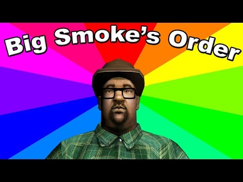 What Is I'll Have Two Number 9s? The Origin Of The Big Smoke's Order Meme From GTA