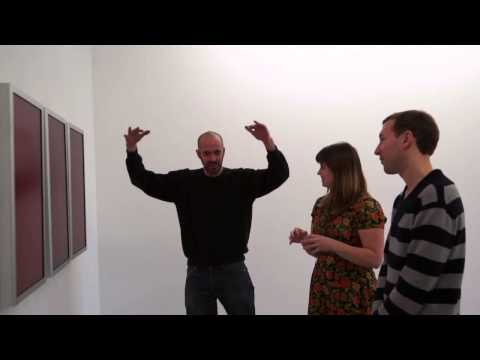 Anthony Iles talks with Aileen Burns & Johan Lundh on Momentous Times at CCA Derry