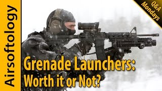 M203 Grenades: Fun or Pointless & Is Tokyo Marui Dead? | Airsoftology Mondays