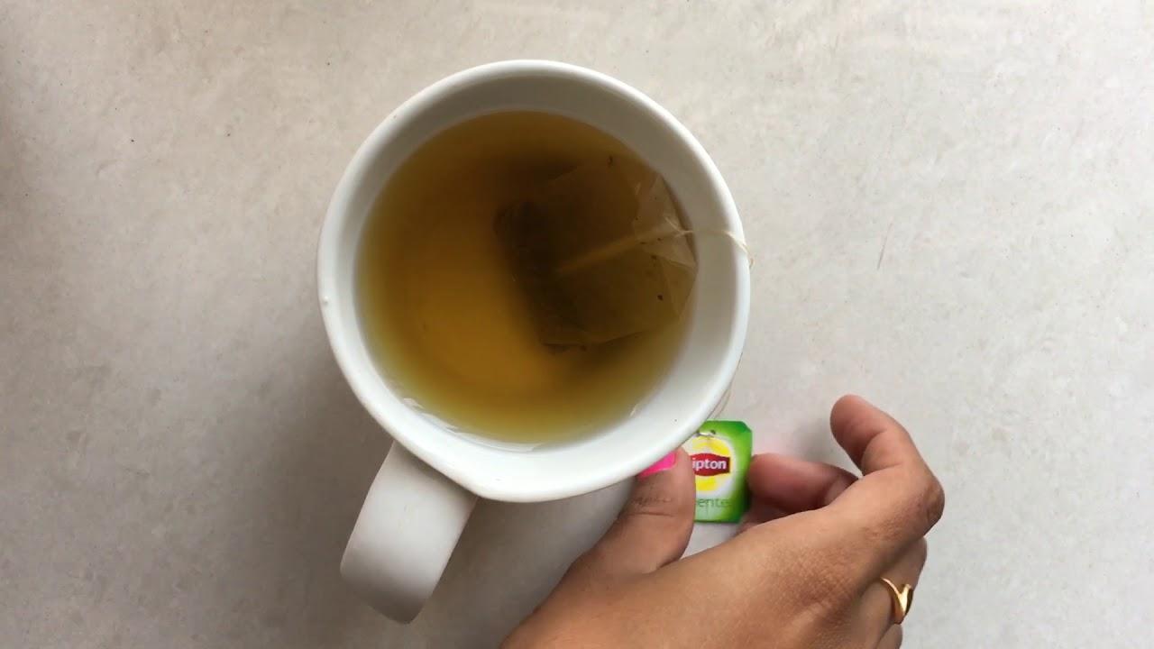 Green Tea Colour Importance