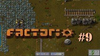 Factorio Lp Episode 9: Robots!!!