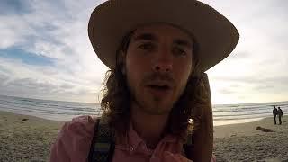 Stepping outside your comfort zone (Encinitas Beach California)