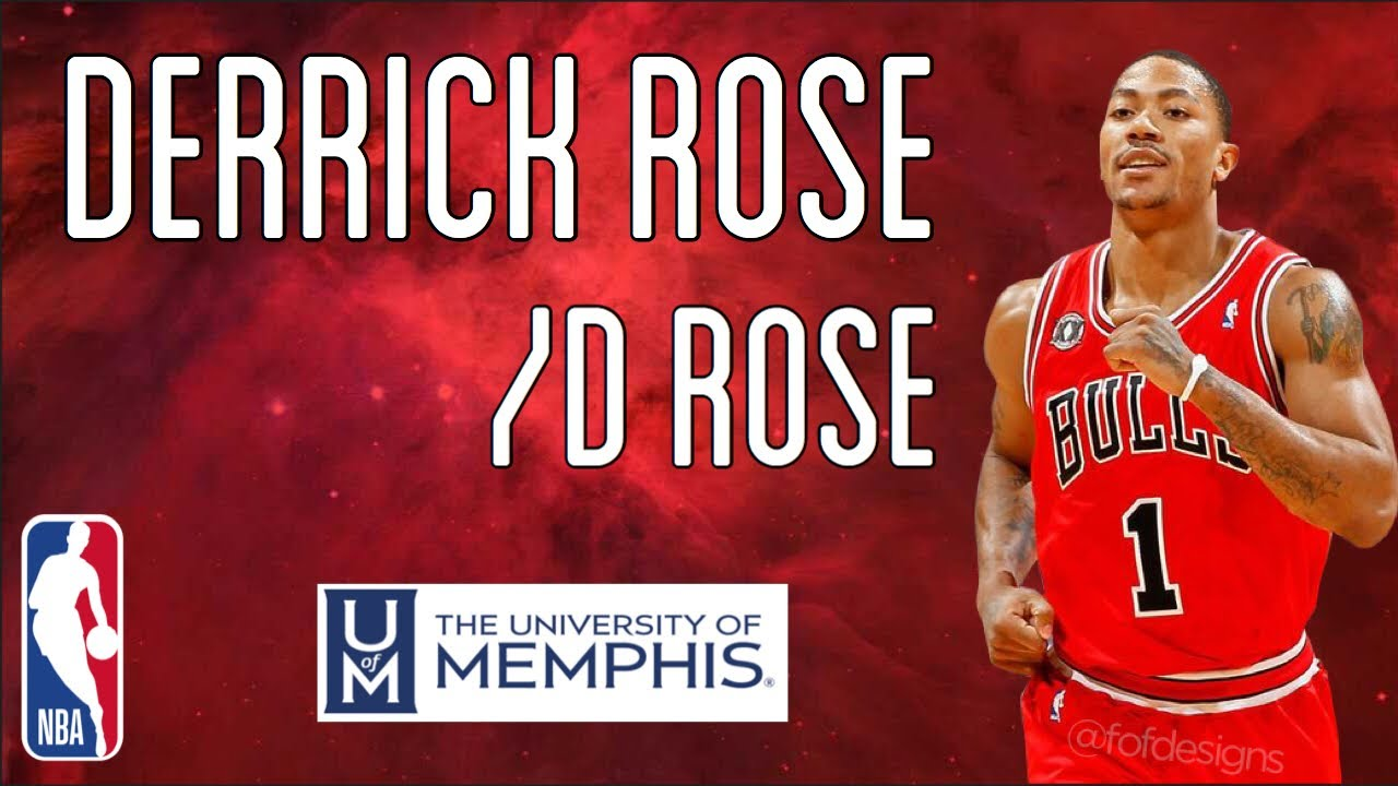 41698523247 Derrick Rose D Rose  An NBA Biography - YouTube