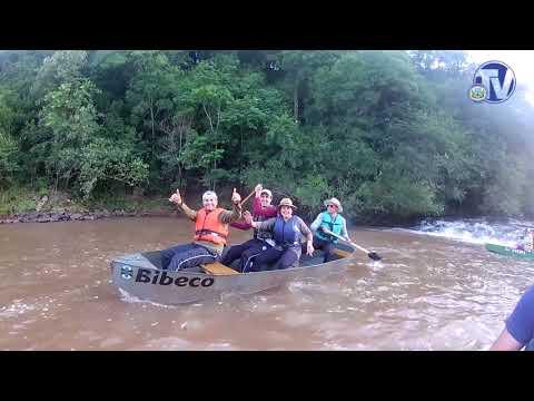 Canoagem Rio Jacuí Mirim_Prefeitura Municipal de Santa Bárbara do Sul