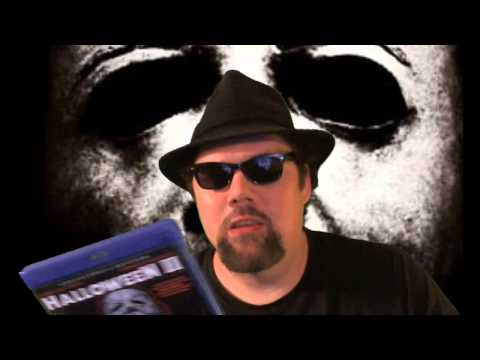 HALLOWEEN II   Scream Factory BLU-RAY   FRONT ROW REVIEW   HORROR MONTH 2012