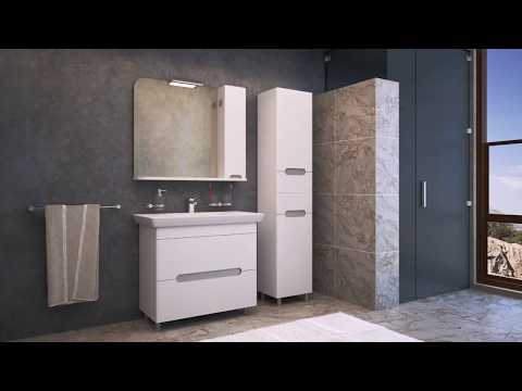 Аква Родос мебель для ванной в магазине WEBKRAMA.BY