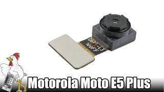 Guía del Motorola Moto E5 Plus: Cambiar cámara frontal