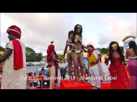 Curaçao - Karnaval 2013 - Marcha di Kabai