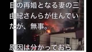 ビッグダディこと林下清志の岩手・盛岡市内の自宅が5日、全焼した。関...