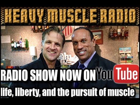 Heavy Muscle Radio (12/12/16) Life, Liberty & The Pursuit Of