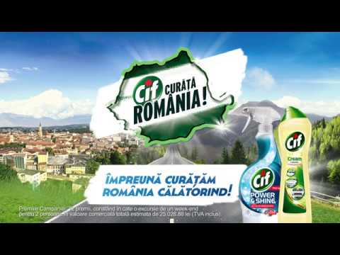 Cif Curata Romania 2017