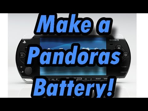 How To Make A Pandoras Battery (Phat)
