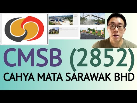 Download 浅谈CAHYA MATA SARAWAK BHD, CMSB, 2852 - James的股票投资James Share Investing