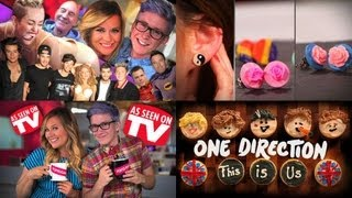 This Week on PSGG: One Direction Cookies, DIY Stud Earrings, and More!