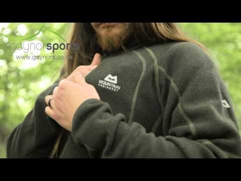 Mountain Equipment Chamonix Half-zip Fleece. Www.gaynors.co.uk