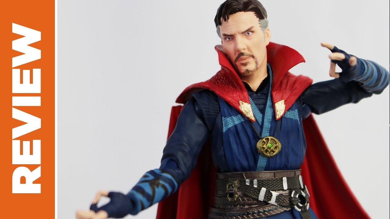 BANDAI S.H.Figuarts Marvel Avengers Infinity War Dr DOCTOR STRANGE action figure