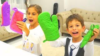 Clean Up Trash Song | KLS Nursery Rhymes & Kids Songs
