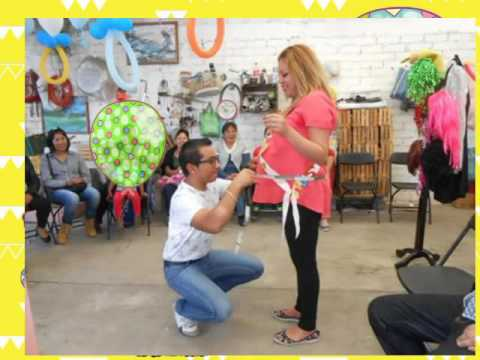 Juegos Para Baby Shower Mixto Tel 41 20 97 05 Youtube