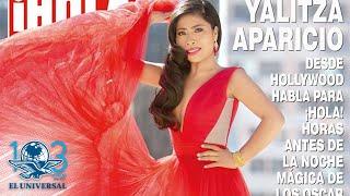 """""""Ella no es así"""", critican a revista ¡Hola! México por exceso de Photoshop en portada de Yali"""