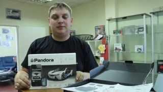 видео Купить установить автосигнализацию Pandora LX 3250