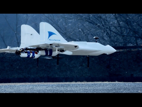 The Challenge of Creating Flying Robots - Aerosense -