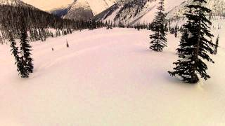 SPLITFEST ROGERS PASS SPLITBOARDING VIDEO PEAK  BC GOPRO HD Thumbnail