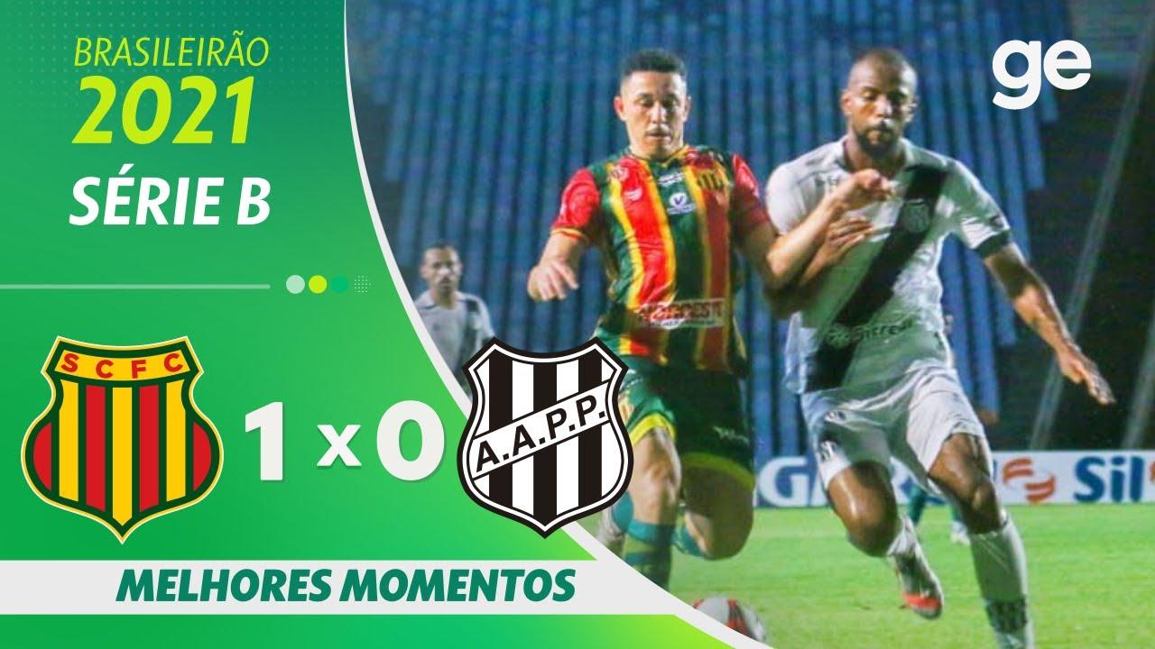 Download SAMPAIO CORRÊA 1 X 0 PONTE PRETA | MELHORES MOMENTOS | 3ª RODADA BRASILEIRÃO SÉRIE B 2021 | ge.globo