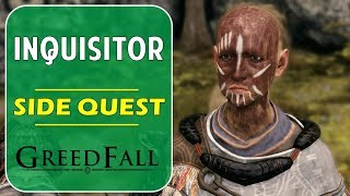 Inquisitor | San Matheus | Greedfall (Side Quest Guide)