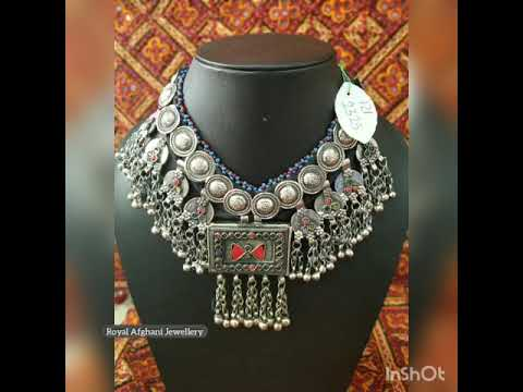 Authentic Afghani Jewellery - Royal Trading