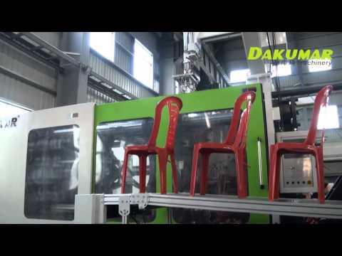plastic chair production line