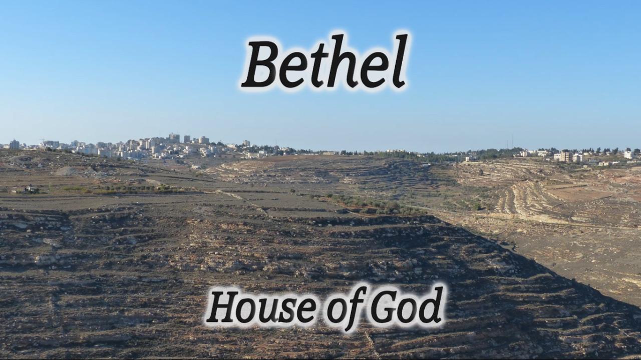 Bethel Israel: Biblical Bethel, Beit El, Israel Overview: Site Of Jacob's