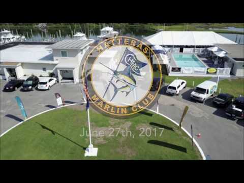 2017 Hatteras Marlin Club Billfish Tournament Day 2 Highlights