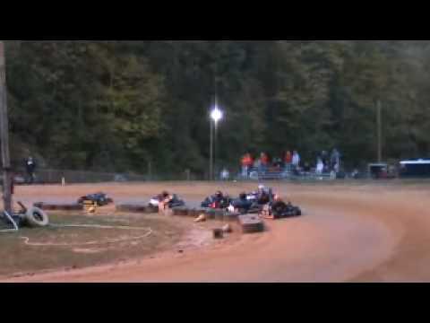 Fellowsville Speedway - 2009 Racing Footage