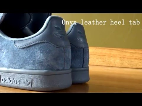 Adidas Stan Smith Onix   Onyx review and on foot - YouTube 70b2728d6