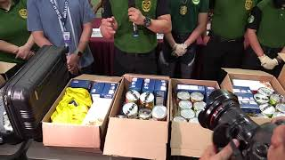PDEA: We are winning the war on drugs