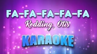 Redding, Otis - Fa-Fa-Fa-Fa-Fa (Karaoke & Lyrics)