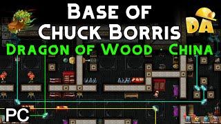 Base of Chuck Borris | Dragon of Wood #23 | Diggy