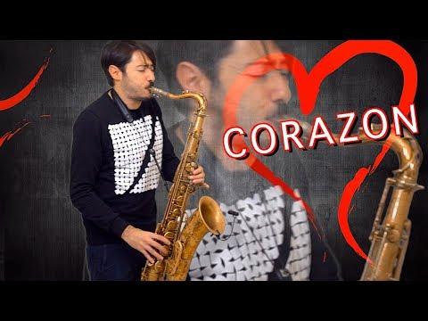 Maluma - CORAZON [Saxophone Cover] feat. Nego Do Borel
