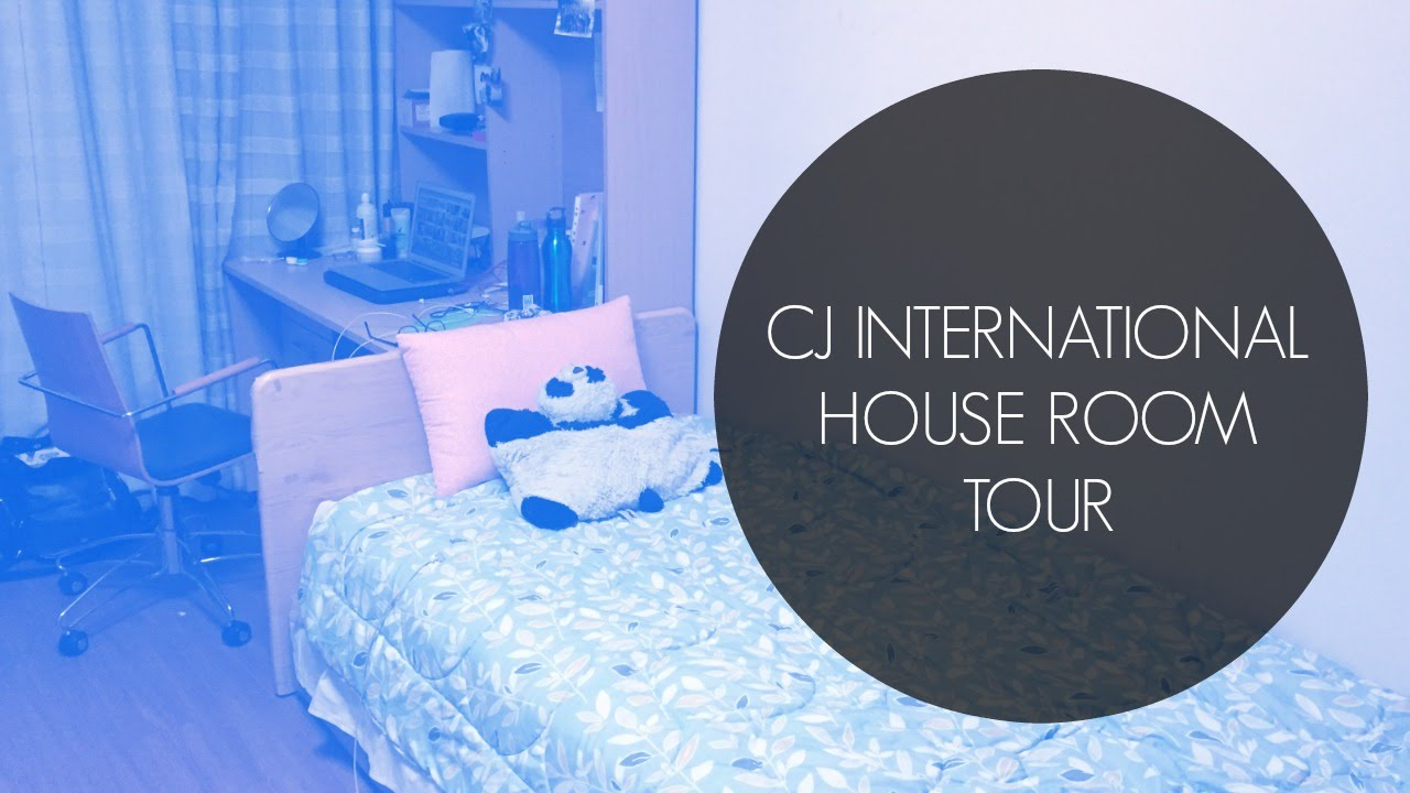 CJ International House Dorm Tour at Korea University