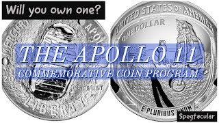 Will you own one? The US Mint's Commemorative Apollo 11 Coins.