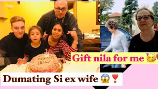 Birthday Nako Sa ITALY 🇮🇹 | What ARE THEIR GIFTS FOR ME ?EX WIFE CELEBRATED W/ME|THE JELLYGIONS