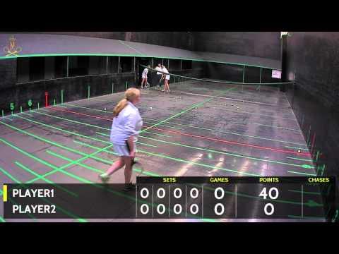 Real Tennis Live Stream