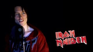 IRON MAIDEN - WASTED YEARS (Cover)