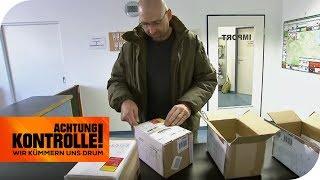 Heikle Pakete: Fragwürdige Lieferungen aus den USA? | Achtung Kontrolle | kabel eins