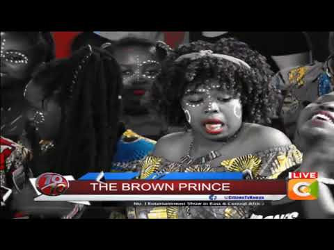 Otile Brown spreads love on the ten #10Over10