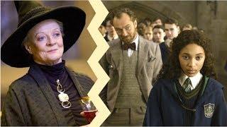 Professor McGonagall In 'Crimes of Grindelwald' | Fantastic Beasts