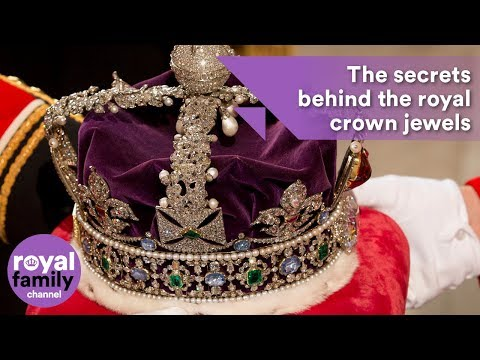 The secrets behind the royal crown jewels