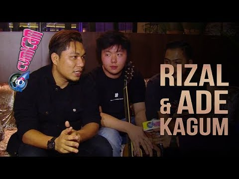 Rizal Armada dan Ade Govinda Puji Sosok Dodo yang Multitalenta - Cumicam 19 September 2017